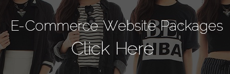 E-Commerce Websites Packages